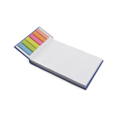 Image of Custom Flip Note Desk Notepad With Sticky Flags