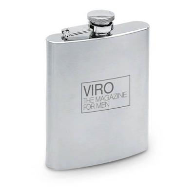 Image of Slim hip flask