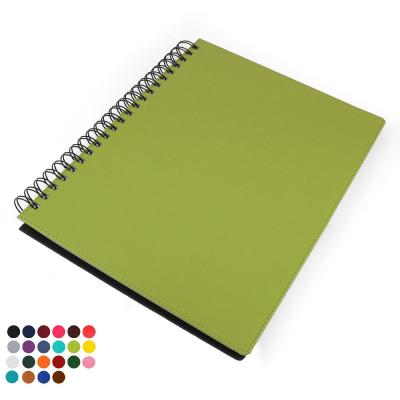 Image of Custom A4 Wiro Notebook