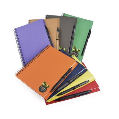 Image of Recycled A5 Intimo wiro bound notepad