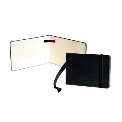 Image of Notebook Style Luggage Tag