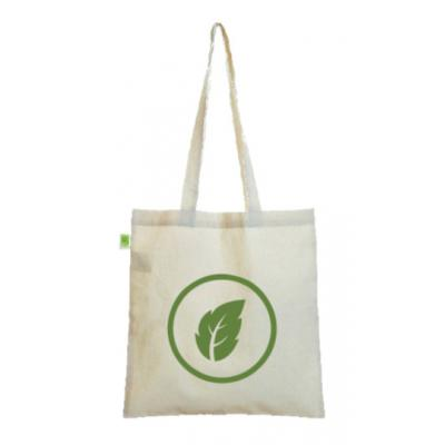 Image of 5oz Eco Friendly Natural Cotton Shopper