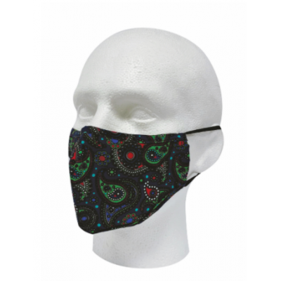 Image of 3D Face Mask. Printed with your Logo